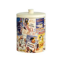 """Enesco 6001023 Classic Disney Film Posters Ceramic, 9.25"""""""