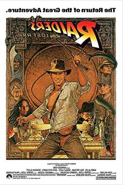 Indiana Jones - Raiders Of The Lost Ark - Movie Poster