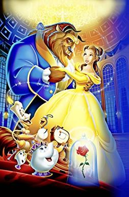 Poster USA - Disney Classics Beauty and the Beast Poster GLO