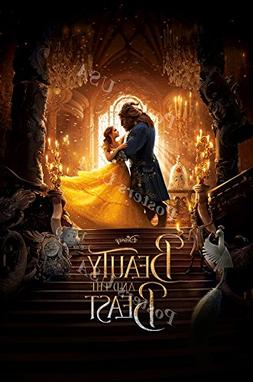 Posters USA Disney Beauty and the Beast Movie Poster GLOSSY