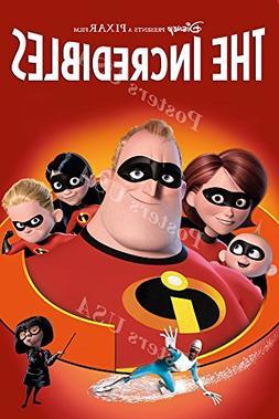 Posters USA Disney Classics The Incredibles Poster - DISN156