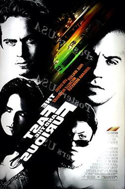 Posters USA - Fast and Furious Movie Poster GLOSSY FINISH -