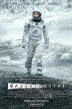 Posters USA - Interstellar Movie Poster GLOSSY FINISH)- MOV1