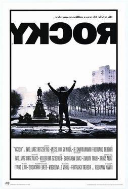 Rocky 27x40 Movie Poster
