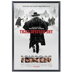 """SnapeZo Black Movie Poster Frame 27x40 Inches, 1.25"""" Aluminu"""