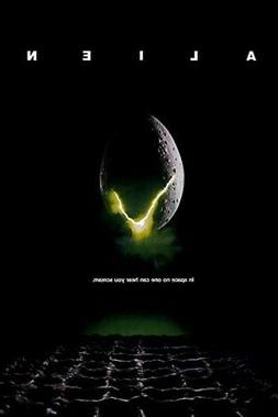 Alien Movie Poster Print Wall Art Photo 8x10 11x17 16x20 22x