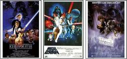 ALL POSTERS USA Star Wars Marvel Disney SCARFACE Movies Musi