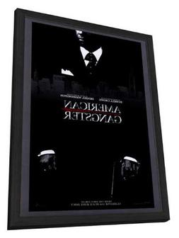 American Gangster - 27 x 40 Framed Movie Poster