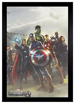 Avengers Assemble, Marvel Hulk Iron Man Captain America 24x3