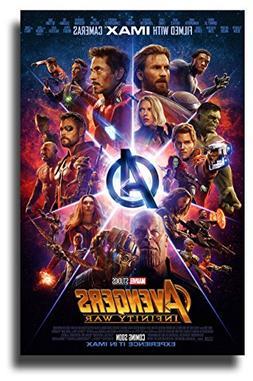 avengers infinity war movie promo