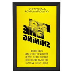 "SnapeZo Movie Poster Frame 27x41 Inches, Black 1.7"" Aluminum"