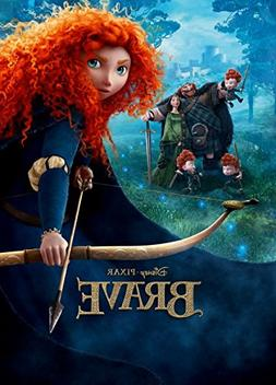 Brave  - Arrow - 13 in x 19 in Movie Poster Flyer BORDERLESS