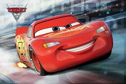 CARS 3 - DISNEY / PIXAR MOVIE POSTER