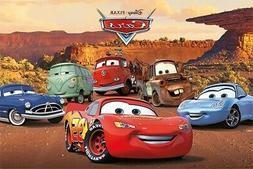 CARS - DISNEY / PIXAR MOVIE POSTER