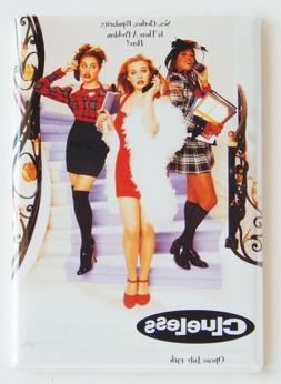 Clueless FRIDGE MAGNET movie poster