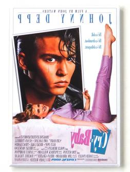 Cry Baby FRIDGE MAGNET movie poster