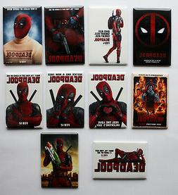 DEADPOOL - MOVIE POSTER FRIDGE MAGNETS