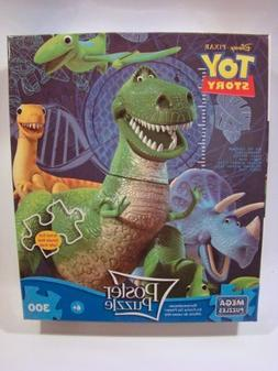 Disney Poster Puzzle 300 Piece Jigsaw Puzzle: Toy Story Toon
