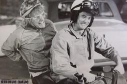 Dumb and Dumber Movie Harry and Lloyd on Scooter Poster Prin