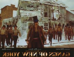 Gangs of New York POSTER Movie