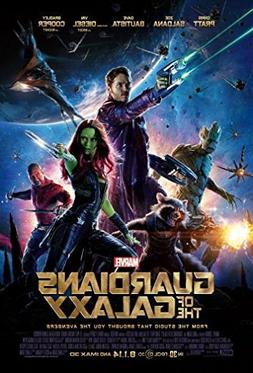 """Guardians Of The Galaxy Movie Poster 11""""x17"""" Mini Poster"""