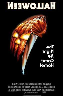 Halloween Movie Poster Photo Wall Art Print 8x10 11x17 16x20