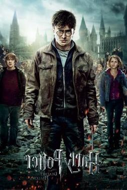 Harry Potter And The Deathly Hallows: Part 2 - Movie Poster
