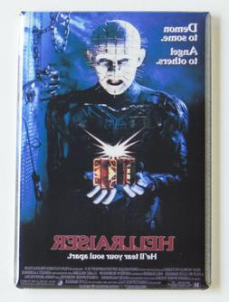 Hellraiser FRIDGE MAGNET movie poster