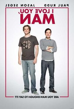 I Love You, Man POSTER Movie