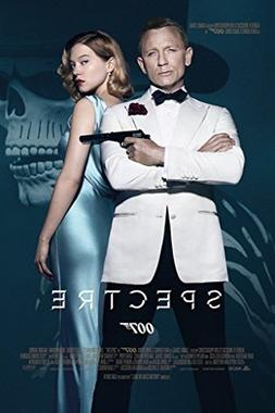 Pyramid America James Bond Spectre 007 Movie Poster 24x36 in