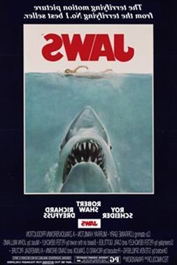 Jaws - One Sheet Poster  PSA009814