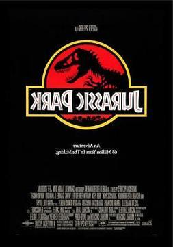 Jurassic Park Movie Poster Print Art Photo 8x10 11x17 16x20