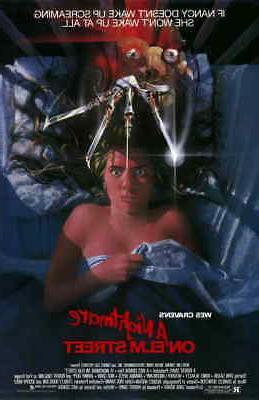 a nightmare on elm street 11x17 movie