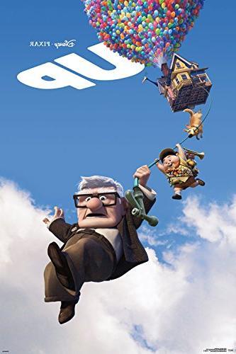 collector wall poster disney pixar