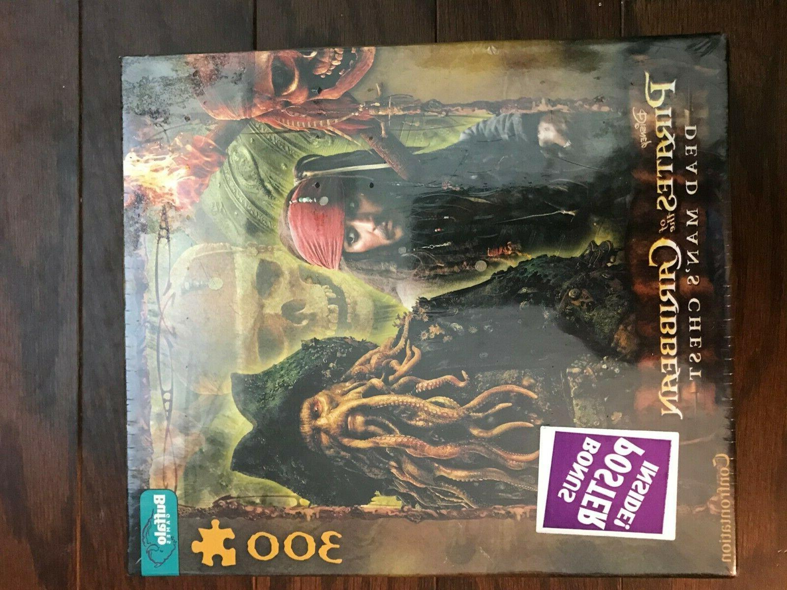 Pirates of the Caribbean Dead Man's Chest Jigsaw Puzzle 30