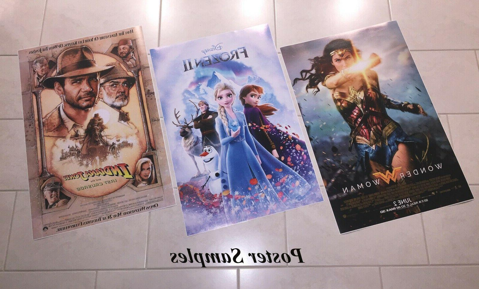 Posters Color Glossy