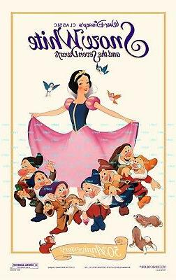 Snow White   Movie Collector's Poster Print