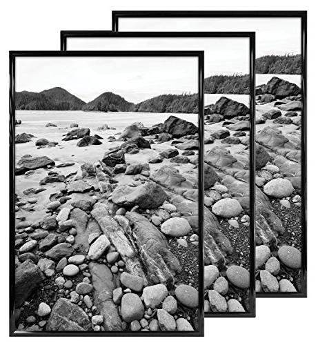 MCS 27x40 Trendsetter Poster Frame 3-Pack,