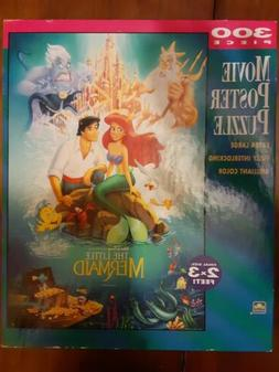 The Little Mermaid - 300 Piece Movie Poster Puzzle