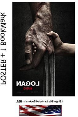 "LOGAN  - Movie Poster, Size: 24 x 36"" : Hugh Jackman"
