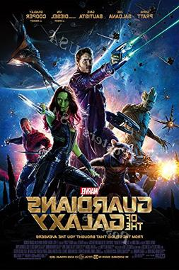 Posters USA Marvel Guardian of the Galaxy Movie Poster GLOSS