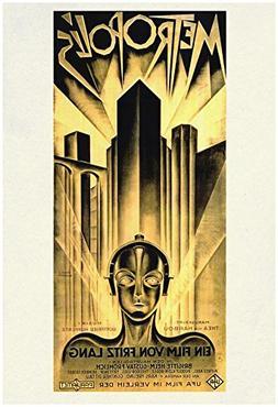 Poster Revolution Metropolis, Fritz Lang Poster
