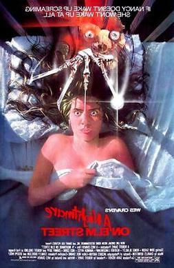 "NIGHTMARE ON ELM STREET - Horror Movie Poster ""24 x 36"" - NE"
