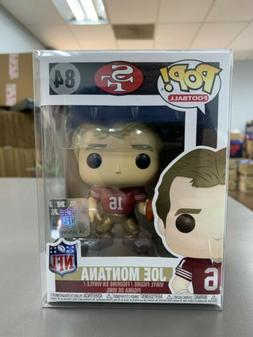 FUNKO POP NFL LEGENDS SAN FRANCISCO 49ERS JOE MONTANA FIGURE