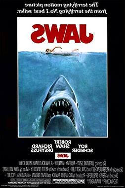 Jaws Poster 24 x 36in