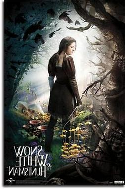 POSTER Snow White and the Huntsman Movie Poster Forest Krist