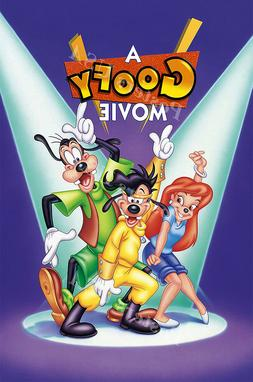 Posters USA - Disney Classic A Goofy Movie Poster Glossy Fin