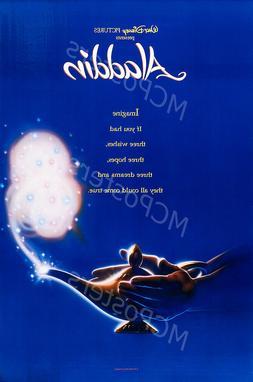 Posters USA - Disney Classic Aladdin Movie Poster Glossy Fin