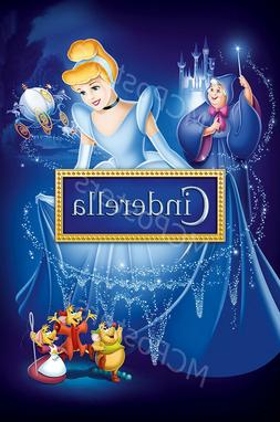 Posters USA - Disney Classic Cinderella Movie Poster Glossy