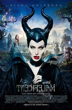 Posters USA - Disney Classics Maleficent Movie Poster Glossy